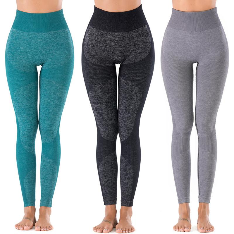 <font><b>Womens</b></font> <font><b>Fitness</b></font> <font><b>Yoga</b></font> Seamless <font><b>Leggings</b></font> Gym Sport <font><b>High</b></font> <font><b>Waist</b></font> Jogging Tight <font><b>Pants</b></font> <font><b>Sexy</b></font> Training <font><b>Women's</b></font> Sports <font><b>Yoga</b></font> <font><b>Pants</b></font> image