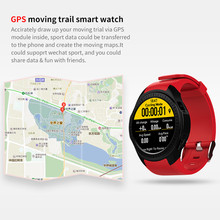L1 Smart watch Phone 1.3'' Sports Smart Watch men Android iOS MTK2503 Heart Rate 2G Wifi Bluetooth Call Camera TF Card GPS цена и фото
