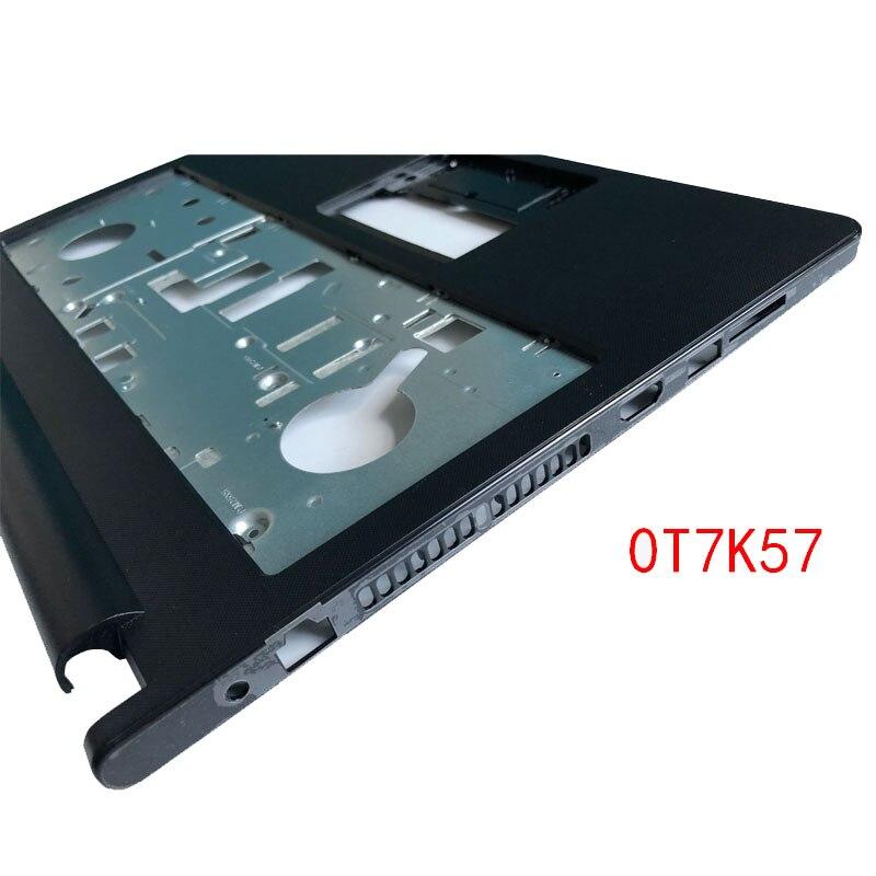 Image 2 - New Palmrest Upper Case/Bottom case cover For Dell Inspiron 15u 15 5000 5000 5555 5558 5559 V3558 V3559 0T7K57dell casedell inspiron casecase dell -