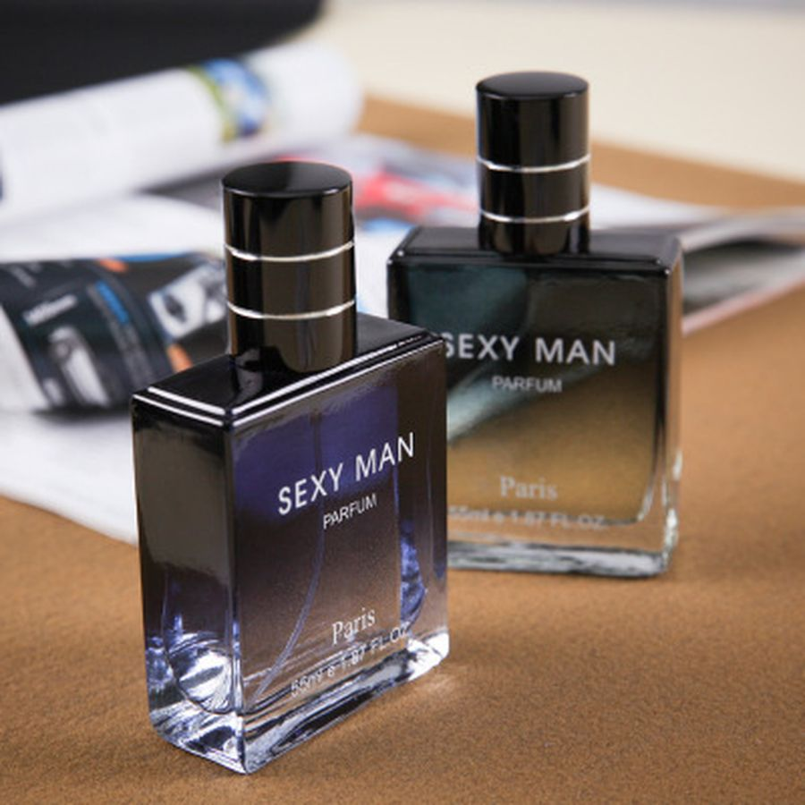 55ml Passion Men's Perfume New Men Eau De Toilette Lasting Fresh Charm Seduces Men Lasting Fragrance Body Spray Perfume