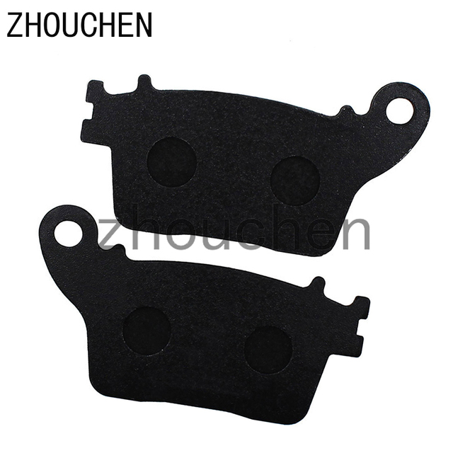 Motorcycle Front Rear Brake Pads for HONDA CBR 600RR 1000 Fireblade 06-16