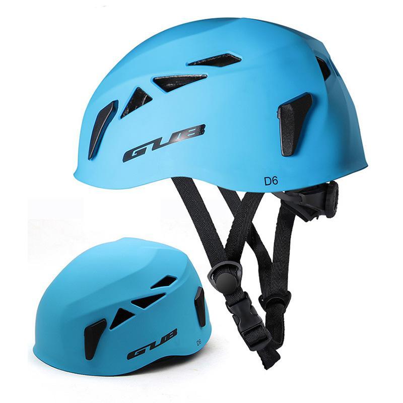 Casque de protection de tête extérieur descente Extension Cave sauvetage alpinisme en amont casque de sécurité chapeau équipement d'escalade - 2