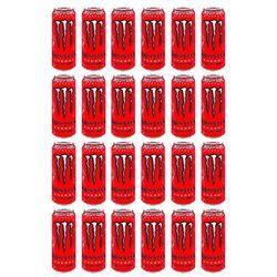 Monster Energy Ultra Red 24x 500 мл