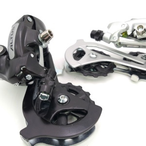 Image 5 - Shimano ALTUS RD M310 M310 7/8 سرعة 3x7s 3x8s دراجة جبلية ركوب الدراجات الجبلية الخلفية Derailleur