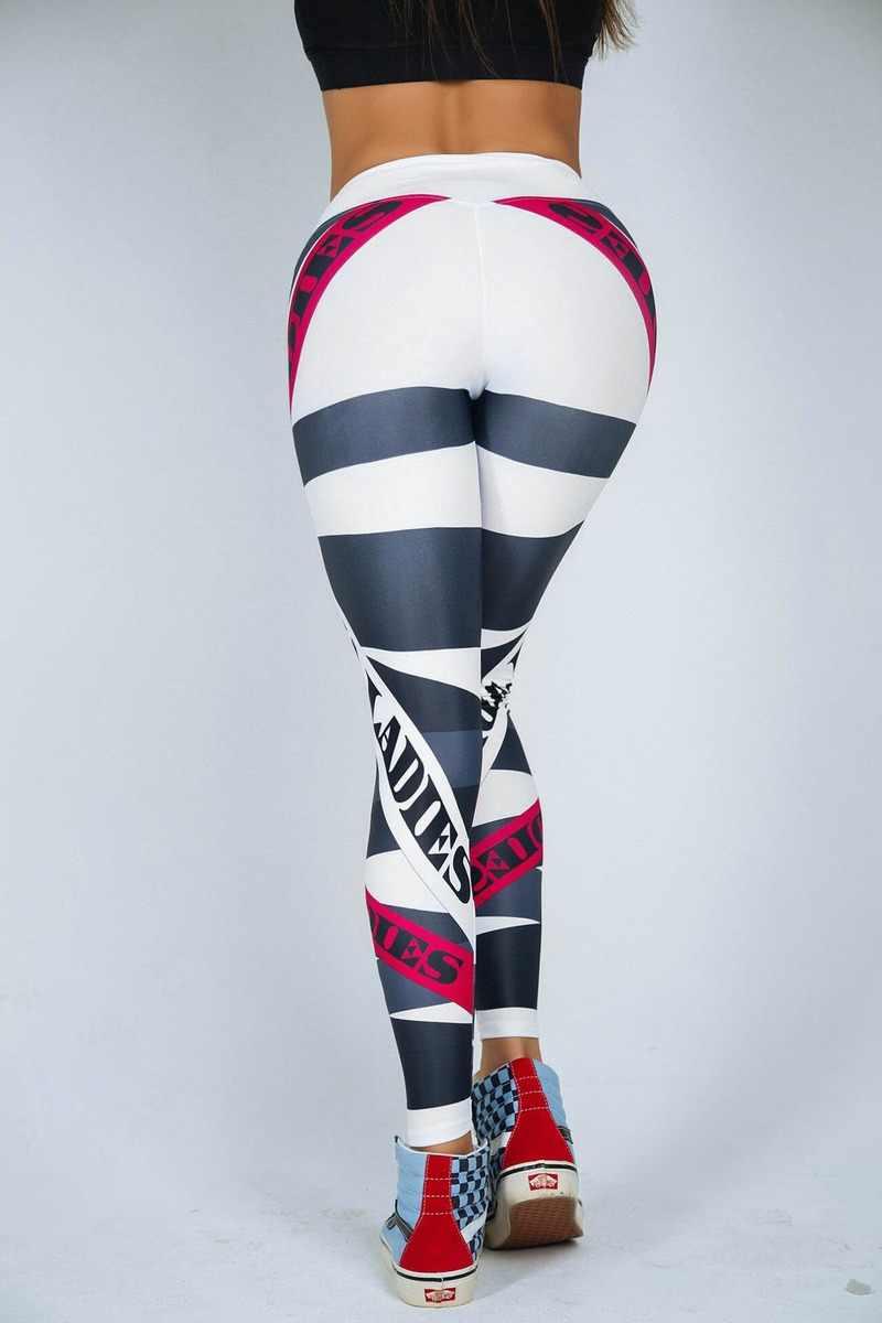 Wanita Yo-Ga Celana Wanita Latihan Olahraga Lari Legging Sexy Push Gym Tinggi Pinggang Fringe elastis Slim Celana