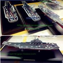 1:500 полностью металлический Liaoning корабль статическая модель No 16 авианосец корабль модель сплав