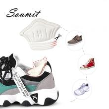 Insoles Sneakers Sticker Liner Heel-Protector Inserts Grips Foot-Care Pain-Relief Size-Heels
