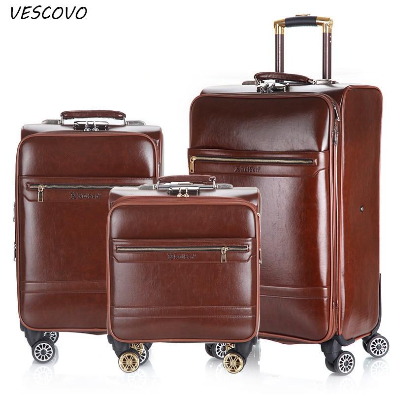 VESCOVO Business Luggage16