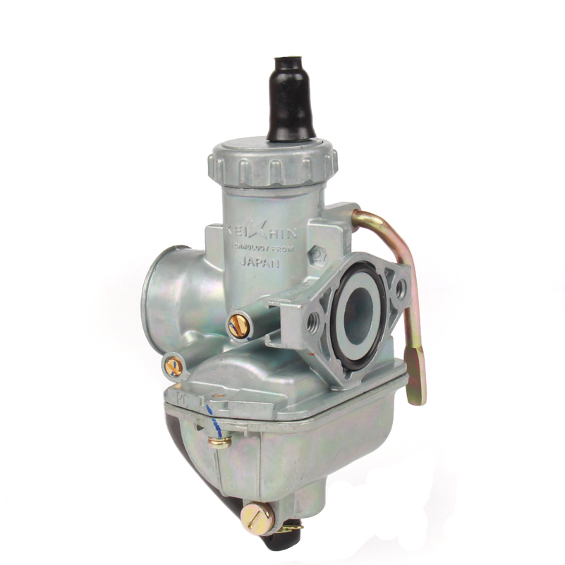 Hand Choke PZ16 16mm Carb <font><b>Carburetor</b></font> For KEIHIN 50cc <font><b>70cc</b></font> pit dirt bike motorcycle motorcross image