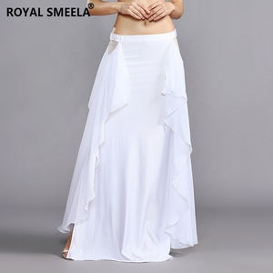 Image 4 - ROYAL SMEELA 2020 New design Women sexy Belly Dance Skirt Belly Dancing clothes female professional belly dance Costumes 119075