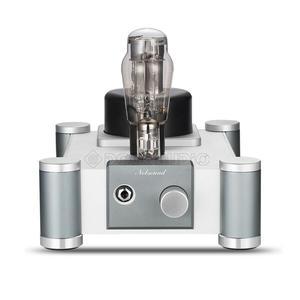 Image 3 - Nobsound 6N5P + 6N11 אוזניות של מגבר שולחן עבודה כיתה המוארקת אודיו Amp