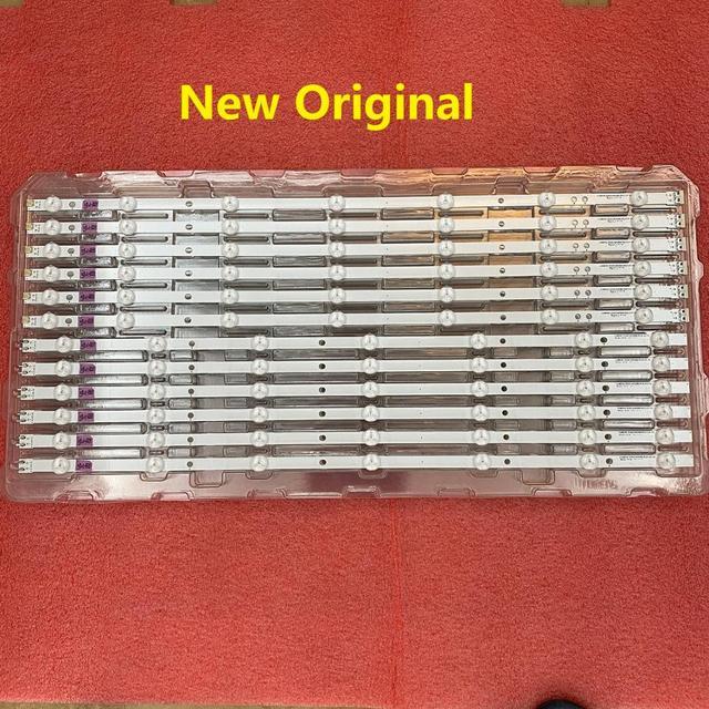 Новый оригинальный 12 шт. светодиодный подсветка полосы для UE60J6200 UN60J6200 UN60FH6003 UN60H6203 D3GE 600SMA R2 600SMB R1 BN96 29074A 29075A