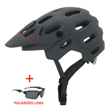 Cycling Helmet Sunglasses Mountain-Bike Ultralight Racing Sports with Unisex Outdoor