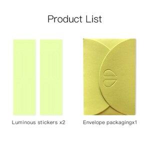 Image 5 - Флуоресцентные наклейки для Dji Mavic Mini, 2 шт.