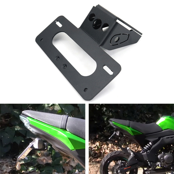For Kawasaki Z125 Z125 Pro 2017 2018 2019 2020 Rear Tail Tidy Fender Eliminator kit License Plate Holder Bracket Motorcycle недорого