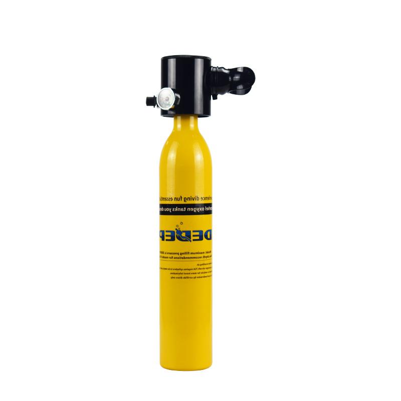 Dedepu 05l кислородная бутылка для взрослых оборудование плавания