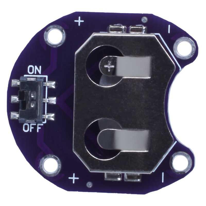 2 X แบตเตอรี่สำหรับ CR2032-พร้อมสวิตช์ (2 Pcs)