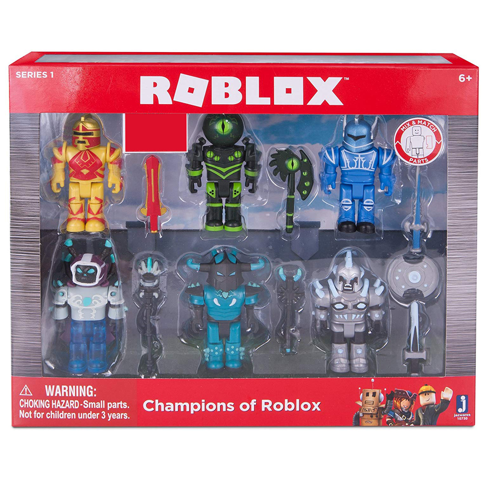 ROBLOX Action Figures 7cm PVC Suite Dolls Toys Anime Model Figurines for Decoration Collection Christmas Gifts for Kids image