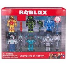 ROBLOX Action font b Figures b font 7cm PVC Suite Dolls font b Toys b font