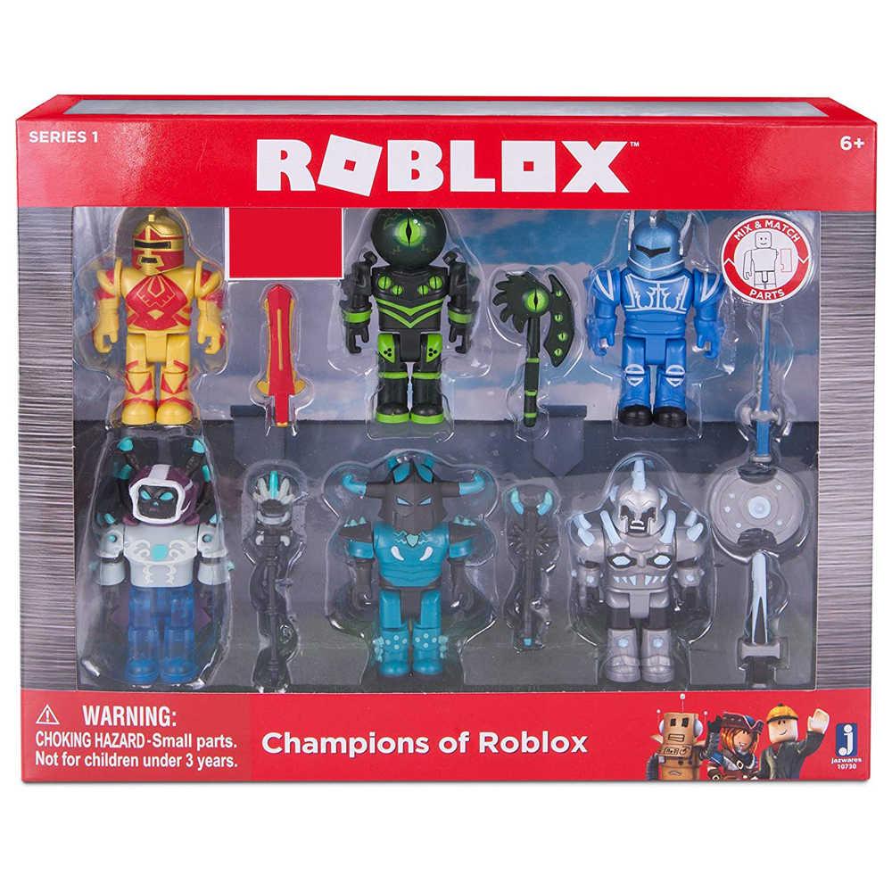 Roblox Actiefiguren 7 Cm Pvc Suite Poppen Speelgoed Anime Model Beeldjes Voor Decoratie Collection Kerstcadeaus Voor Kinderen