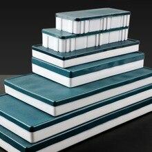 Bandeja de armazenamento de pintura de caixa de paleta de poupança de tinta a óleo do artista para aquarela acrílico q1jc