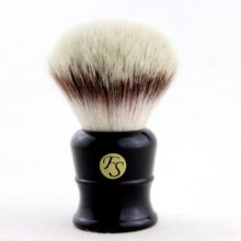 FS 28MM G4 Synthetic Fiber Shaving Brush Black Color Handle+FREE STYPTIC PENCIL+FREE SHIPPING