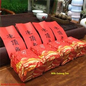 Image 4 - 2020 tayvan yüksek dağlar Jin Xuan üstün süt Oolong çay sağlık için Dongding Oolong çay yeşil gıda süt aroması