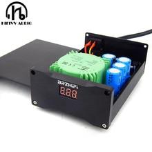 Power-Supply Linear-Power Voltage Digital 25W with Display DC USB Usb-Amp 25VA Super