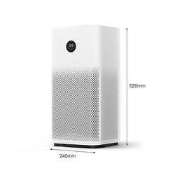 XIAOMI MIJIA oczyszczacz powietrza 2S sterylizator oprócz formaldehydu do mycia czyszczenia inteligentny filtr Hepa gospodarstwa domowego inteligentne APP WIFI 6