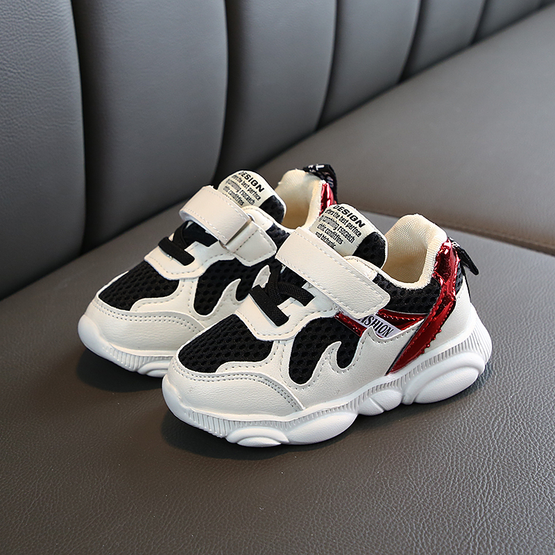 Breathable Comfortable Baby Sneakers Shoes Mush Fabric Girls Sneakers Shoes For Toddler Sports Shoes Boys  Shoes