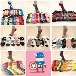 Calcetines Mujer Calcetines lindo Harajuku letra divertida Vintage Skarpetki Calcetines Mujer Divertido Chaussette Calcetines de Mujer al por mayor