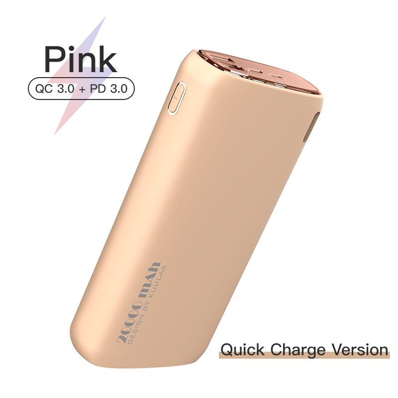 QC PD Pink