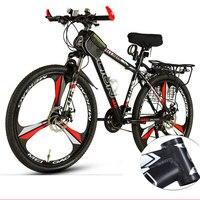 산악 자전거 26 인치 가변 속도 충격 흡수 더블 디스크 브레이크 학생 성인 오프로드 레이싱