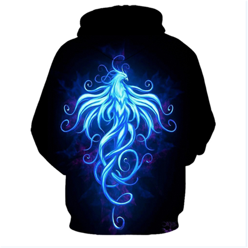 3D Printed Abstract Hoodies Men&Women 50