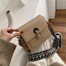 цена на Toposhine Small PU Leather Crossbody Bags For Women 2020 Solid Color Shoulder Messenger Bag Female Handbags Flap Women Bags