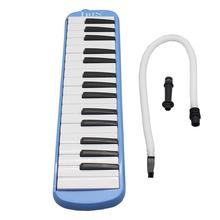 Shoulder-Strap Melodica for Kids Children 32-Piano-Keys Comfortable W/carrying-Bag New