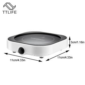 Image 5 - TTLIFE Neue USB Heizung Konstante Temperatur Heizung Coaster Elektrische Tee Maschine Desktop Heißer Milch Maschine Baby Flasche Warme Milch
