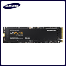 SAMSUNG SSD M.2 1TB 250GB 500GB 970 EVO Plus NVMe interna de unidad de estado sólido de disco duro M2 2280 TLC PCIe disco duro ssd