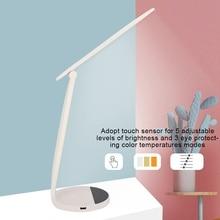 Desk-Lamp Led-Table-Light Wireless Wifi Multi-Function Mobile-Phone Intelligent Smart-Charging-Reading