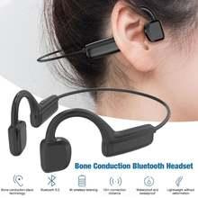 Bluetooth 50 g1 беспроводные наушники костной проводимости с