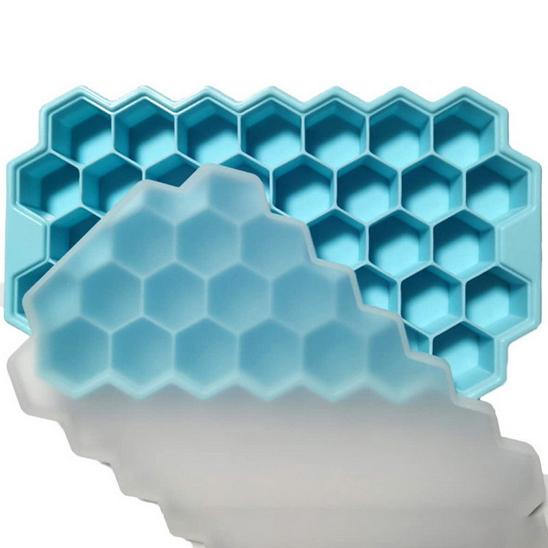 blue With Lid