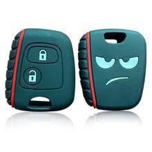 Чехол для ключей Citroen Berlingo Pluriel Picasso Xsara для Peugeot 107 206 207 307 107 406 407 408 чехол для ключей для Toyota Aygo