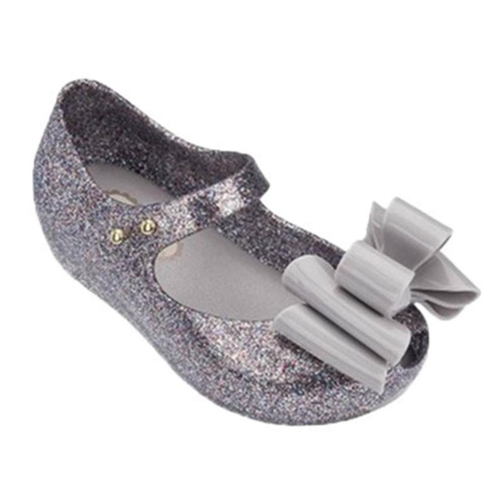 Mini Melissa Girl Sandals 2020 Summer Shoes For Children Sandals Waterproof Non-slip Beach Sandals Melissa Shoes SH148