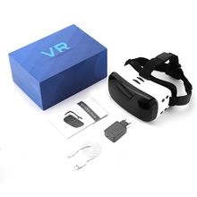 3D VR All in One Virtual Reality Headset 2+16G WiFi 2.0G 1080P 360 Viewing Immersive Supports USB TF Card vr 5 rk3288 all in one 3d vr virtual reality headset