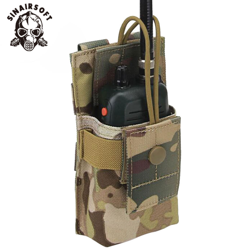 TMC TC SMG Mag Pouch Single Magazine Pouch Mag Carrier Military Holder MOLLE