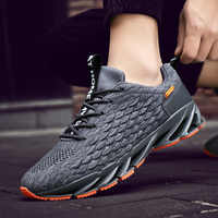 New Blade Running Shoes Men Outdoor Flats Shoes Hot Sale Mens Shoes Casual Non-slip Breathable Sneakers Men Shoes zapatos hombre
