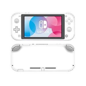Image 5 - Однотонная розовая наклейка для Nintendo Switch, наклейка для Nintendo Switch Lite, Защитная Наклейка для Nintendo Switch Lite