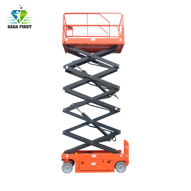 2017 SINOFIRST Very Good Quality  Portable Scissor Car Lift Mini Car Lift Jack Use For Home Garage Maintance