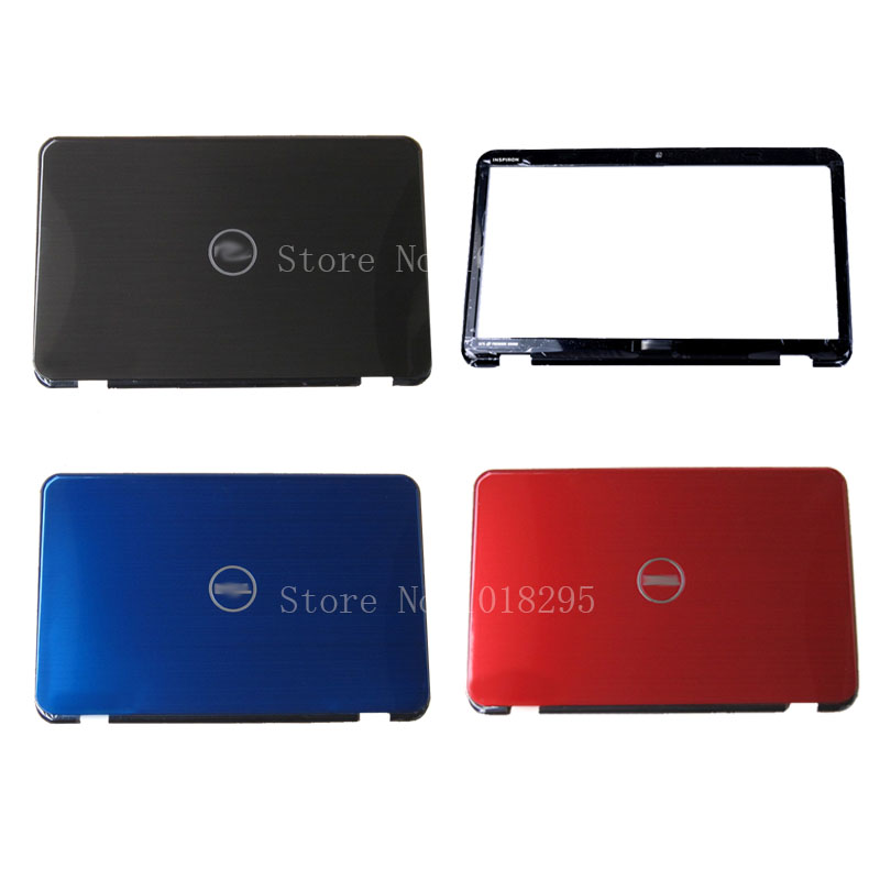 NEW LCD TOP Cover for <font><b>DELL</b></font> Inspiron 15R <font><b>N5110</b></font> M5110 39D-00ZD-A00 LCD Display Screen Bezel image