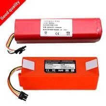 ליתיום 18650 סוללה עבור שיאו MI ROBOROCK שואב אבק S50 S51 T4 T6 mi רובוט ואקום אביזרים לניקוי